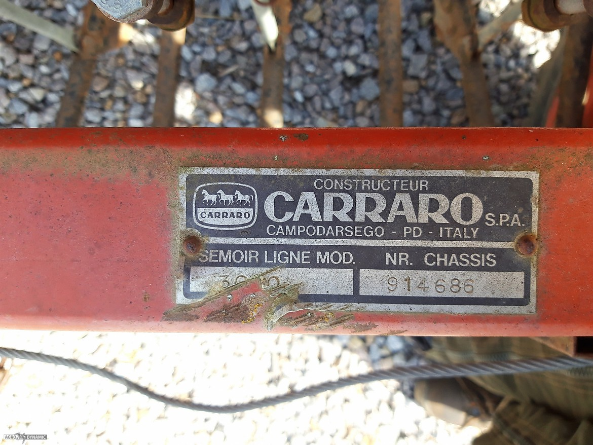SEMOIR CARRARO TEXAS 90
