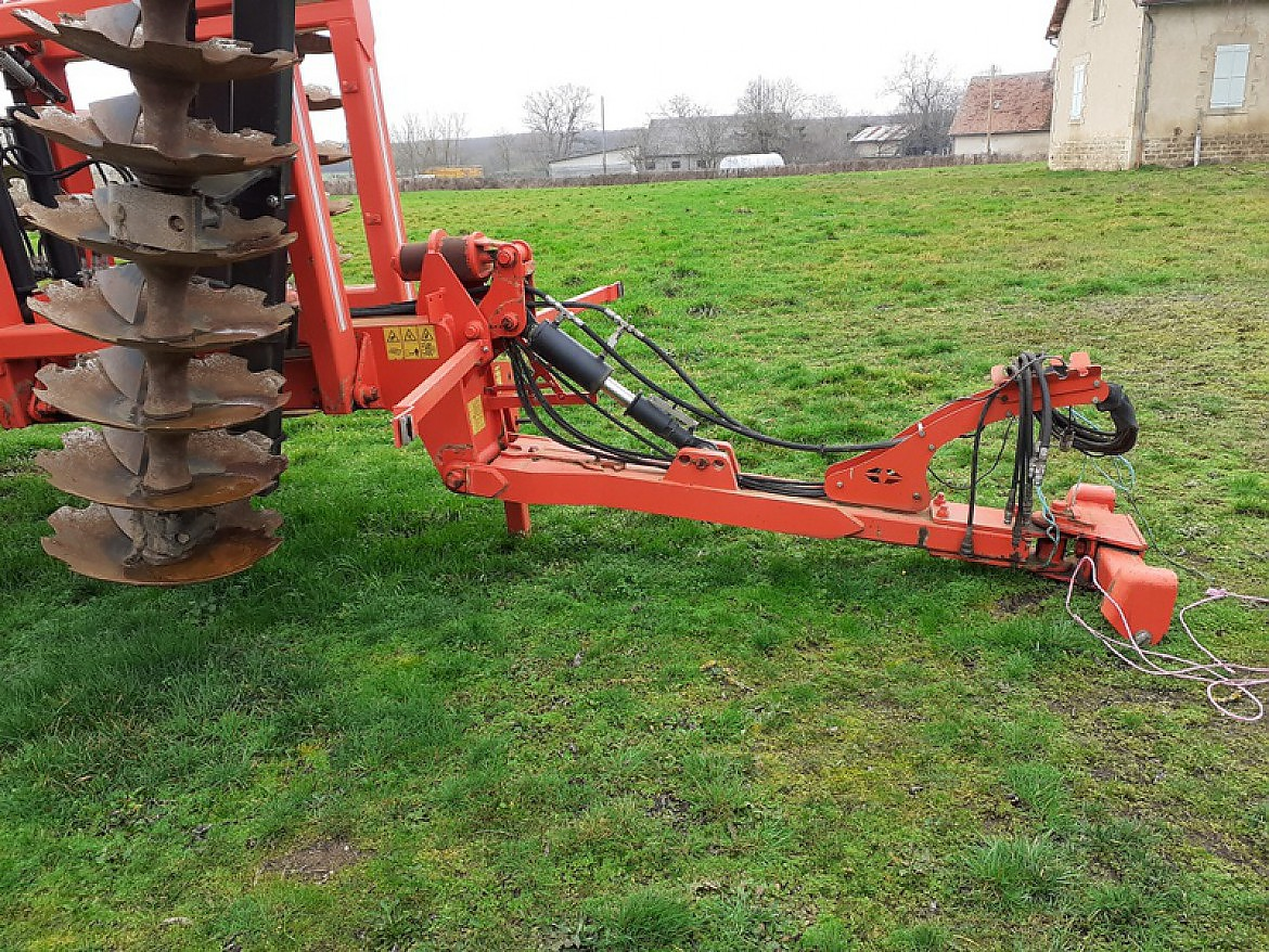 COVER CROP GREGOIRE 5 M 40 DISQUES
