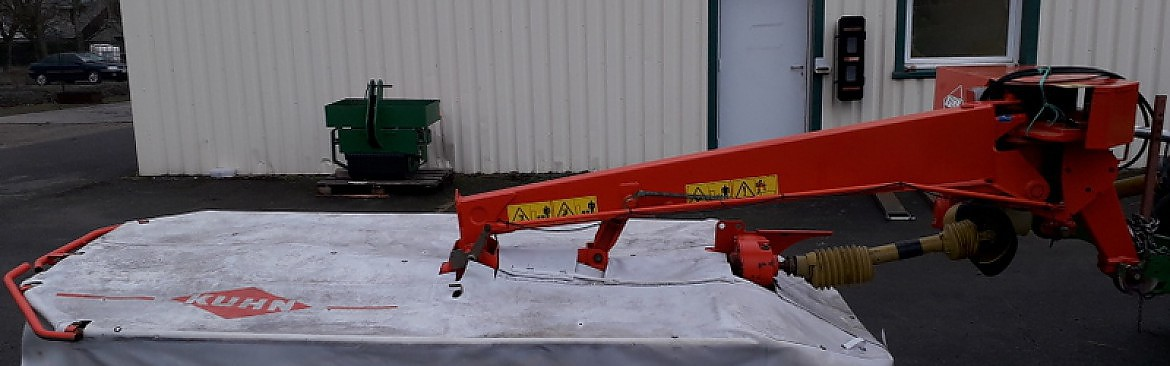 FAUCHEUSE Kuhn GMD 702 LIFT CONTROL