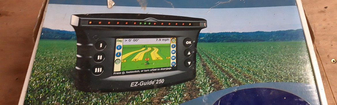 GPS TRIMBLE EZ-GUIDE 250