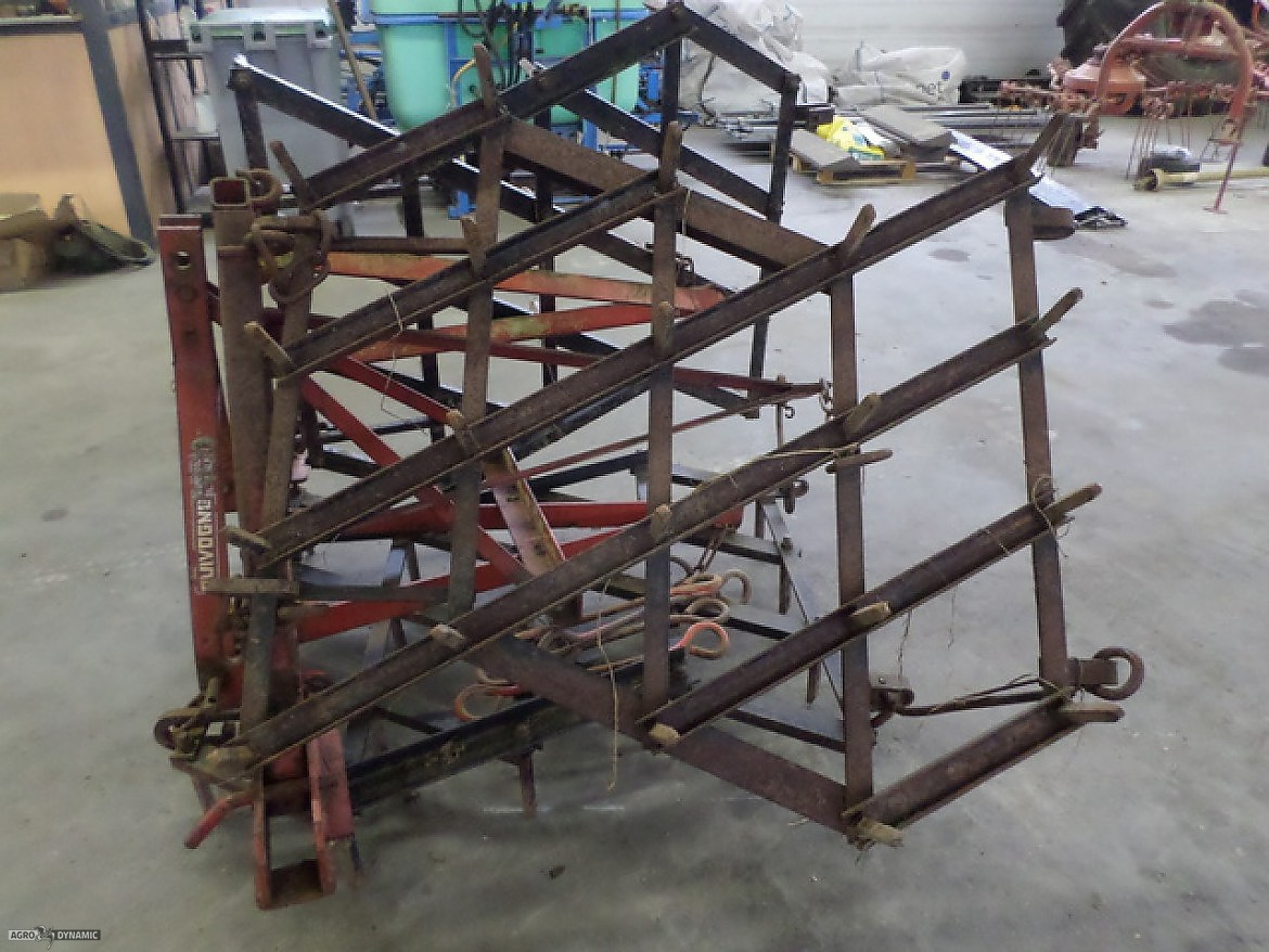 HERSE PLATE QUIVOGNE 3 M